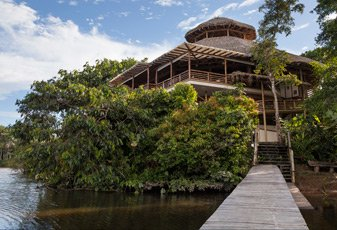 Amazon Jungle Lodge